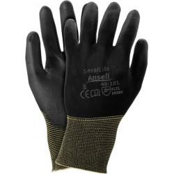 Rękawice ochronne ANSELL Hyflex® 48-101 czarne r. 6 - 10
