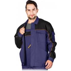 Bluza ochronna robocza REIS PRO MASTER niebieska r. M - 3XL