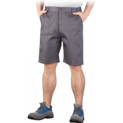 Krótkie spodnie do pasa REIS YES szare r. S - 3XL