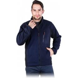 Bluza polarowa REIS POLAR-TWIN granatowo-czarna r. M - 3XL