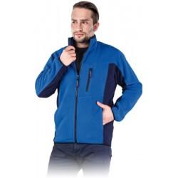 Bluza polarowa REIS POLAR-TWIN czerwono-szara r. M - 3XL