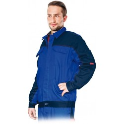 Bluza ochronna REIS Bomull NG niebieska r. M - 3XL