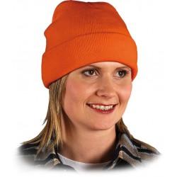 Czapka ochronna zimowa REIS CZBAW P pomarańczowa r. 57 - 61