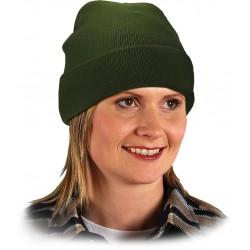 Czapka ochronna zimowa REIS CZBAW O oliwkowa r. 57 - 61