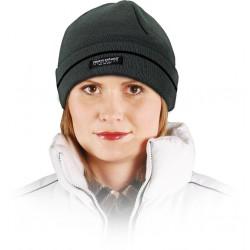 Czapka zimowa ocieplana wkładką Thinsulate REIS CZBAW szara r. 57-61