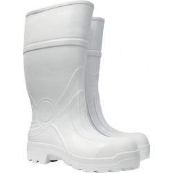 Buty zawodowe typu kalosze DEMAR PREDATOR białe r. 41 - 47