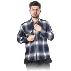 Koszula flanelowa jesienno-zimowa REIS KFLUX G r. M - 3XL