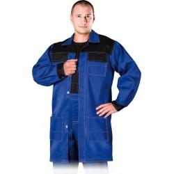 Fartuch ochronny REIS Multi Master niebiesko-czarny r. M - 3XL