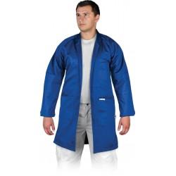 Fartuch ochronny Leber & Hollman LH-COATER niebieski r. M - 3XL