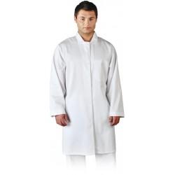 Fartuch ochronny męski Leber & Hollman LH-HCL_CME biały r. M - 3XL