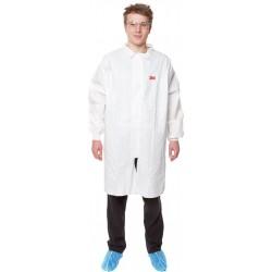 Fartuch laboratoryjny 3M-FLAB-4440 biały r. M - XXL