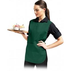 Tunika damska z kieszenią REIS TN-1K BOG zielona r. S - XXL