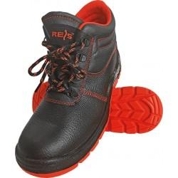 Buty bezpieczne skórzane BRYESK BC kat. SB FO E SRC r. 39-47