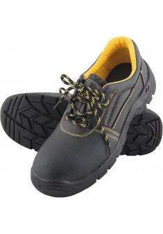 Buty bezpieczne REIS BRYES-P-S1P stalowy podnosek S1P SRC r. 36 - 50