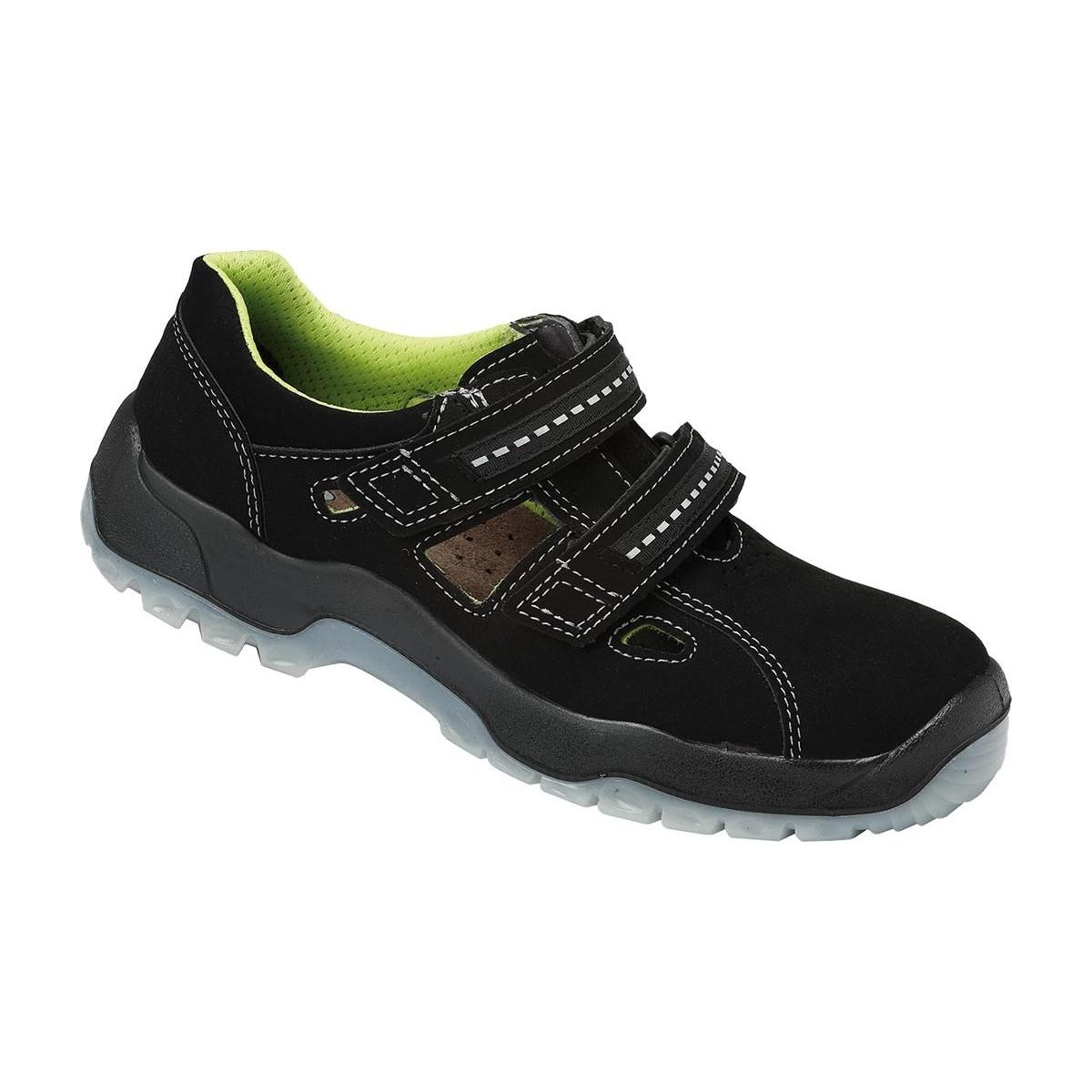 Sandały bezpieczne PPOS681 z podnoskiem r. 39 - 47