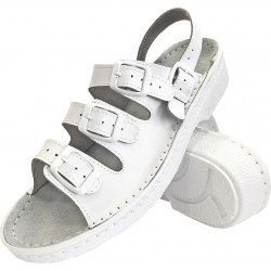 Buty ortopedyczne REIS białe