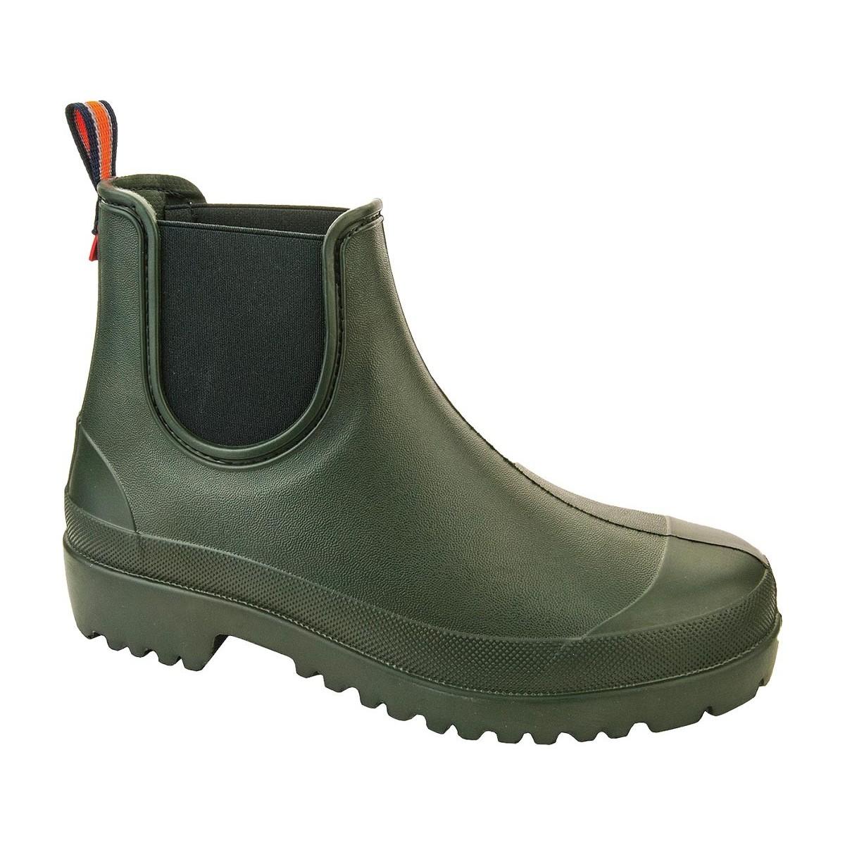 1ad0970eb7ac8 Sztyblety buty gumowe LEMIGO CHUCK zielono-czarne r. 40-47 ...