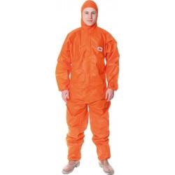 Kombinezon ochronny 3M 4515 P pomarańczowy r. M - 2XL