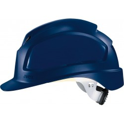 Hełm ochronny UVEX PHEOS niebieski r. 52-61