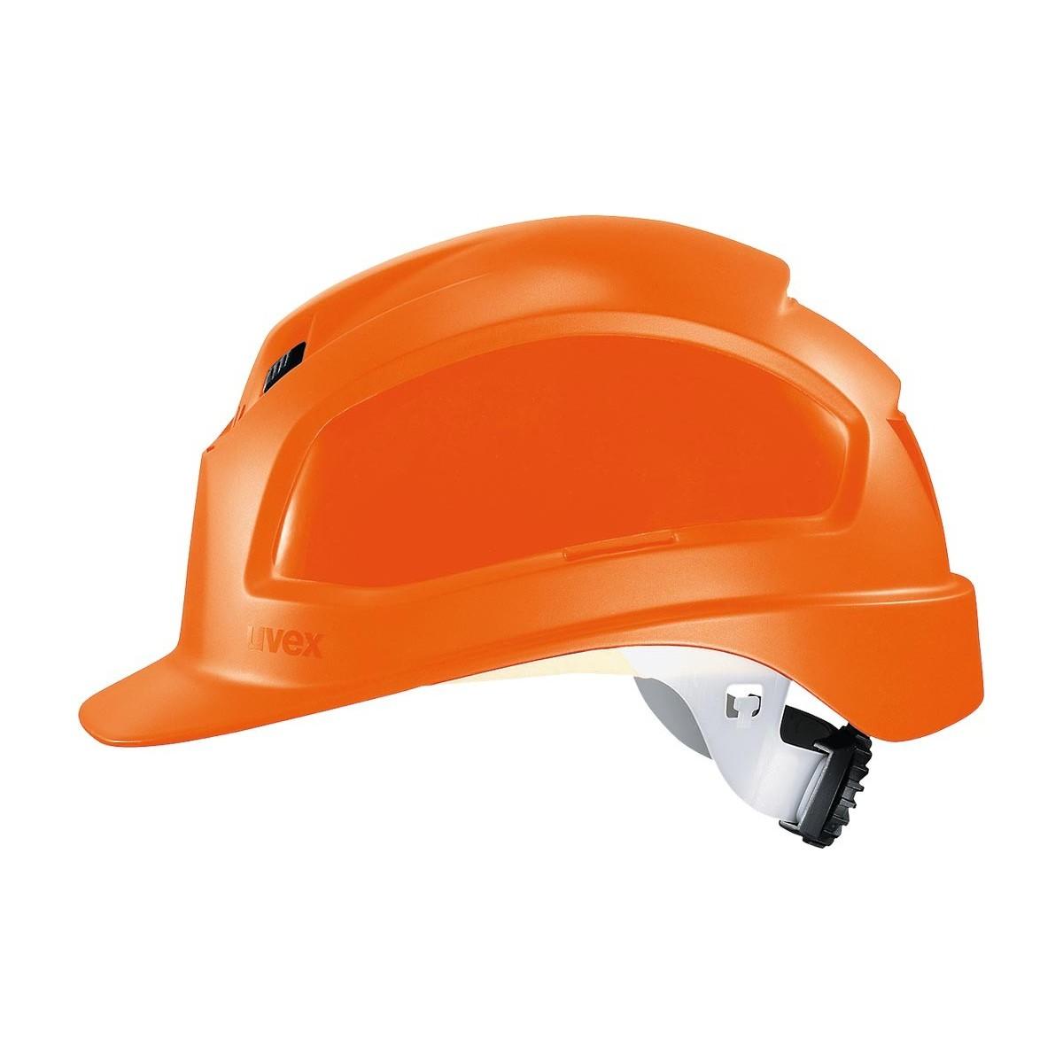 Hełm ochronny UVEX PHEOS pomarańczowy r. 52-61