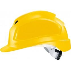 Hełm ochronny UVEX PHEOS żółty