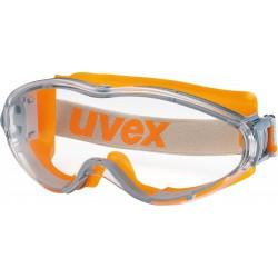 Gogle ochronne UVEX ULTRASONIC transparentne uniwersalne