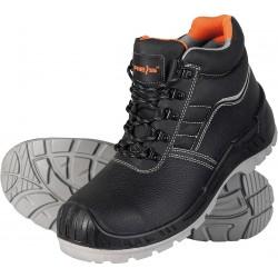 Buty bezpieczne REIS TITAN czarno-pomarańczowe S3 SRC r. 39-47