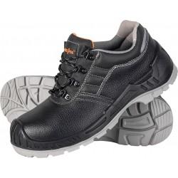 Buty bezpieczne TITAN S3 SRC czarno-pomarańczowe r. 39-47