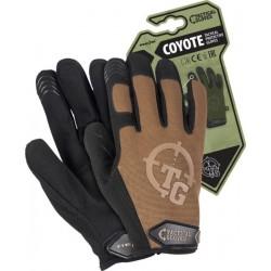Rękawice ochronne taktyczne RTC-COYOTE COY brązowe r. S-XL