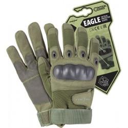 Rękawice ochronne taktyczne RTC-EAGLE Z zielone r. M-XL