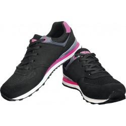Buty sportowe damskie REIS BSLADY BPI czarno-różowe r. 36-41