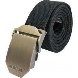 Pasek do spodni REIS BELT-BOOM B czarny dł. 130 cm
