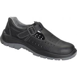 Sandały bezpieczne z metalowym podnoskiem PPO S41 r. 39-48