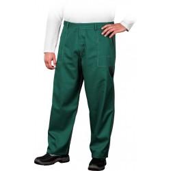 Spodnie ochronne do pasa REIS Multi Master zielono-czarne r. 46 - 62