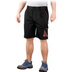 Spodnie ochronne krótkie do pasa PRO-TS BPS S-3XL