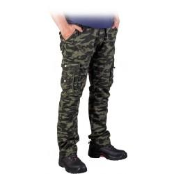 Spodnie ochronne bojówki REIS SPV-COMBAT moro r. 46 - 58