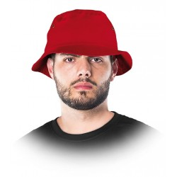 Kapelusz REIS HATBAW C czerwony 100% bawełna