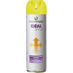 Farba fluorescencyjna do znakowania wielokierunkowa Soppec Ideal żółta 500ml