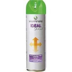Farba fluorescencyjna do znakowania wielokierunkowa Soppec Ideal zielona 500ml