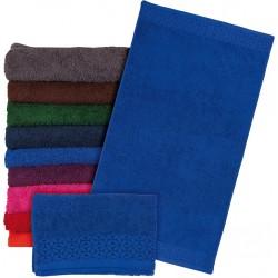 Ręcznik frotte Reis T-INDIA-N 70X140 niebieski
