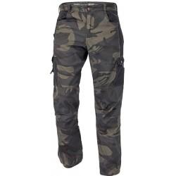 Spodnie męskie CRAMBE moro r. S - 3XL