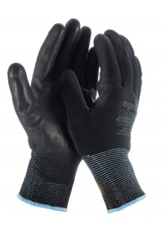 Rękawice ochronne powlekane Ogrifox OX-POLIUR BB r. 7 - 10