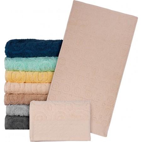 Ręcznik frotte REIS T-EGYPT E 50x90 ecru