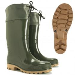 Buty kalosze z kołnierzem DEMAR GRANDS Z zielone r. 41 - 47