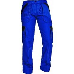 Spodnie CERVA MAX LADY damskie do pasa niebieskie r. 34-54