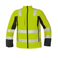 Kurtka softshellowa Hi-Vis...