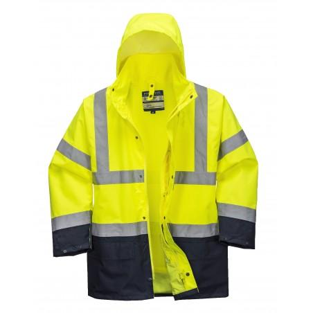 Kurtka ostrzegawcza Portwest 5w1 s766 r. XS - 4Xl żółta