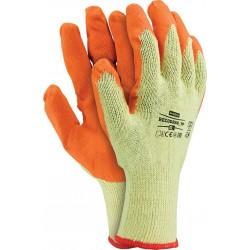 Rękawice ochronne powlekane REIS RECODRAG YP r. XL