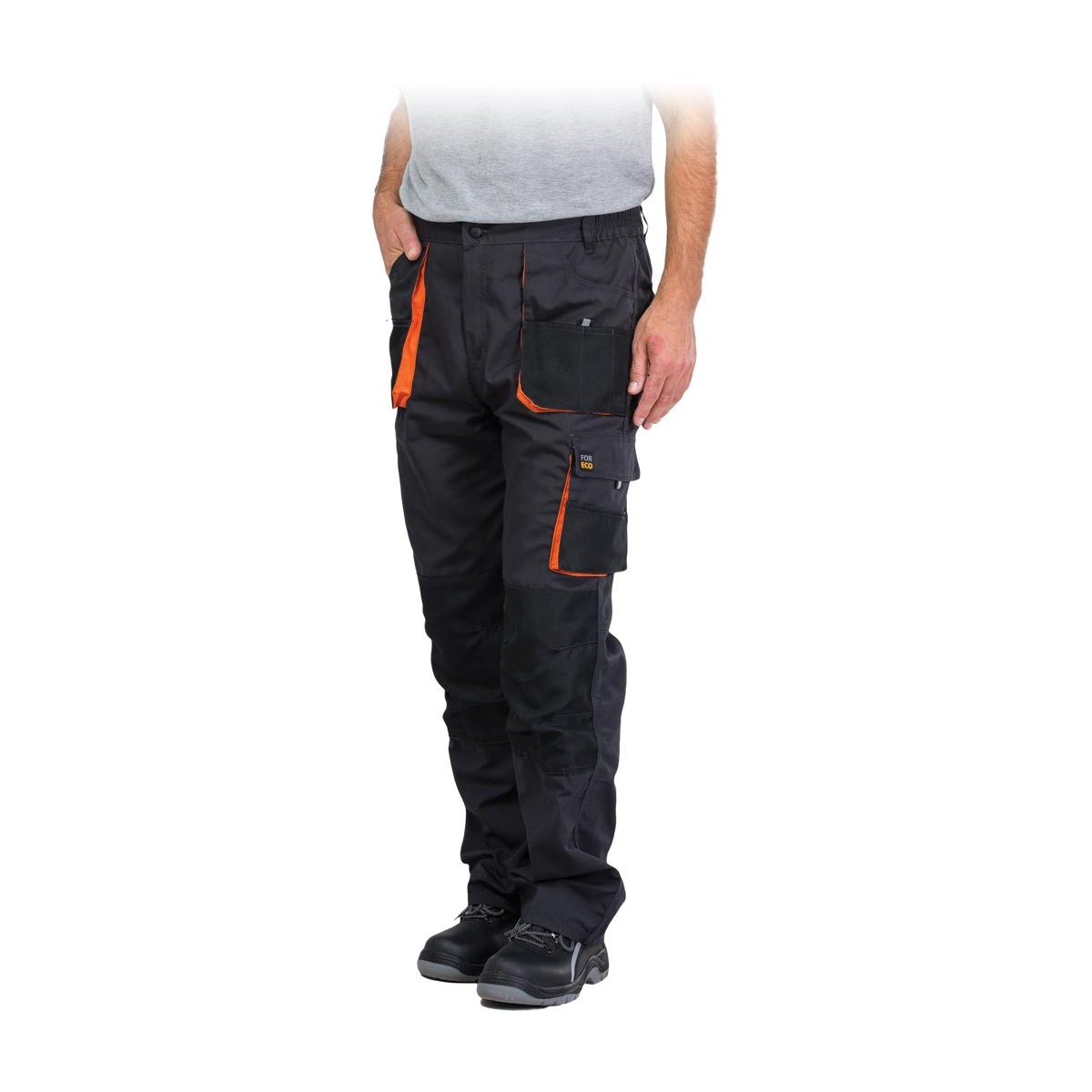 Spodnie robocze FORECO do pasa SBP r. 46 - 62