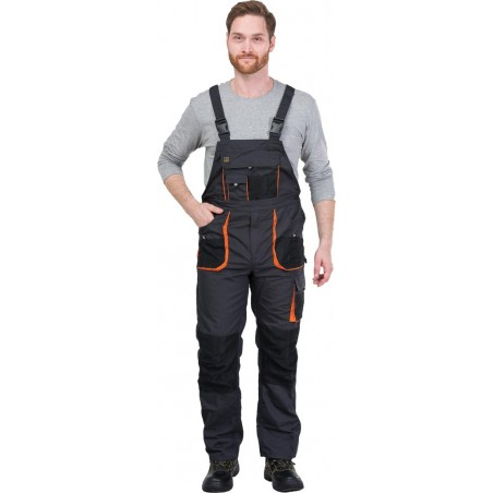 Spodnie robocze ogrodniczki FORECO SBP